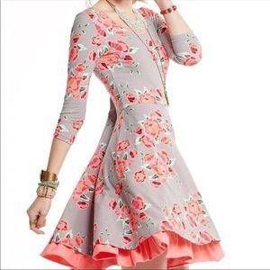Matilda Jane Women's Medium Marzipan Rose Dress